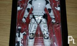 Shf Star Wars The Force Awakens - back in box -