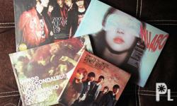 Brand new albums for sale. All are sealed. SHINee