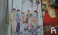 SHINee Replay Japanese album CD, DVD used once comes