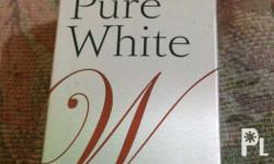 Shiseido Pure White W Supplement For Sale! Effects: -