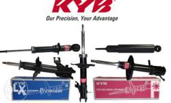 Shock absorbers for all cars -call or text me for