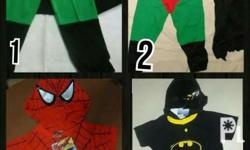 Pls. Like Our Facebook Page SHOPPANGGA 1. Robin costume