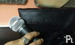 I have 1 left new shure sm58 handheld mic for sale that