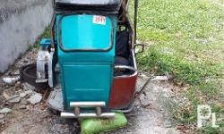 Used side car. semi stainless price slightly