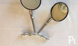 Aftermarket Side Chrome Rearview Mirrors Price: