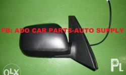 Side Mirror Assembly Toyota RAV4 Year 00-06' Black