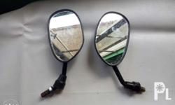 Motorcycle side mirror Bawas kalat lng For sure buyer