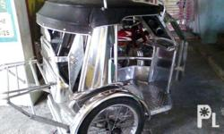 For Sale Side Car Only Sidecar na Stainless ang