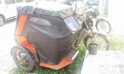 sidecar sale only clarkview angeles area minor issue