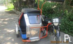 side car lang po low budget lang po, for family and