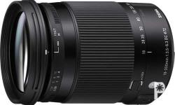 An all-in-one zoom for APS-C cameras, the 18-300mm