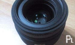 Nikon Mount In excellent condition Comes with front and