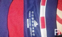 Signatured Adidas Chivas USA Soccer Shirt Signed by
