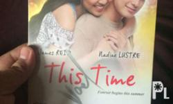 Selling my Signed This Time DVD signed by Nadine