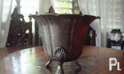 im selling my grandmother antique WINE HOLDER SILVER