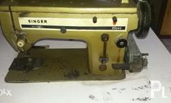 Zigzag and straight sawing machine 2nd hand, good