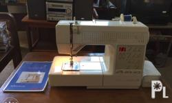 Singer compact digital sewing machine Model: 2220