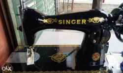 singer ordinary machine. complete with brand new