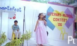 MY NAME IS ALLIAH, 10 years old and i llove singing