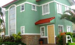 SINGLE ATTACHED HOUSE AND LOT, SABINE HOUSE MODEL @