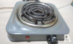 electric single burner last price of 300 pesos only
