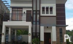 Rosewood Model Unit in Woodway TownHomes 2Storey Single