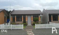 Single Bungalow Home in Iloilo Only 40k downpayment, 4