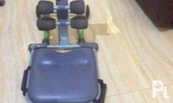 Easy to use, Springs back and forth, for exercising