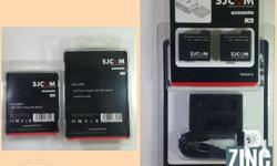 NO HANDLING FEE! 2pcs battery and 1pc Dual Charger for