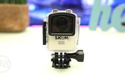 SJCAM M20 Gyro Mini 16MP Action Sport Camera (Red) SALE
