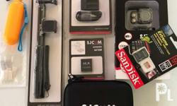 SJCam SJ7 Star Package E 1 SJCam SJ7 Star 1 extra