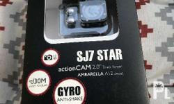 Package Includes 1x SJCAM SJ7 Star Action Camera 1x