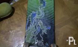 Roller Herby Skateboard Issue: umuuga yung