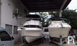 SkipJack 262 flybridge sportfisher 26 feet LOA 1996