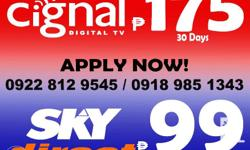 Authorized Distributor of Sky Direct Authorized Dealer