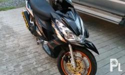 For sale my suzuki skydrive 6 months old 2500 running