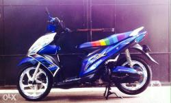 for sale: -Suzuki Skydrive 2013 125cc -excellent and in