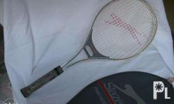 Used Slazenger Jimmy Connors Power 3 Tennis racquet.