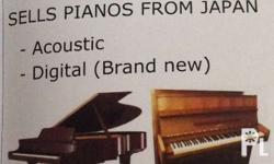 Slightly-used imported Pianos from Japan in Cagayan de