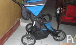 selling slightly used heavy duty stroller  brand :