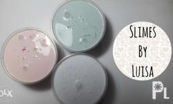�Slimes By Luisa. �Not Edible. �Unscented.