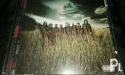 Selling my backup copy of Slipknot: All Hope Is Gone