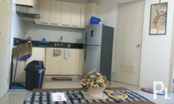 Fully furnished condo with 1 bedroom || 33 Sqm Enjoy