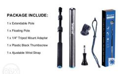 Smapole S3 Detachable and Extendable Floating Pole for