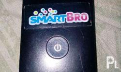 Smart Bro Pocket WiFi 2nd hand No charger No sim and