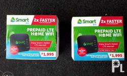 SALE!!! 2pcs available sealed box SMART Wifi LTE with