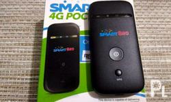 Smartbro Pocket wifi Brand new Lte capable Up to 10
