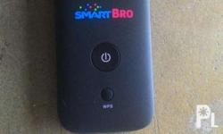 Selling my SmartBro pocket wifi As good as new, and a