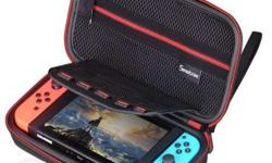 Now available! Smatree Carrying Case with built in