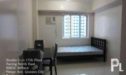 My new condominium unit at SMDC MPlace is for rent. It